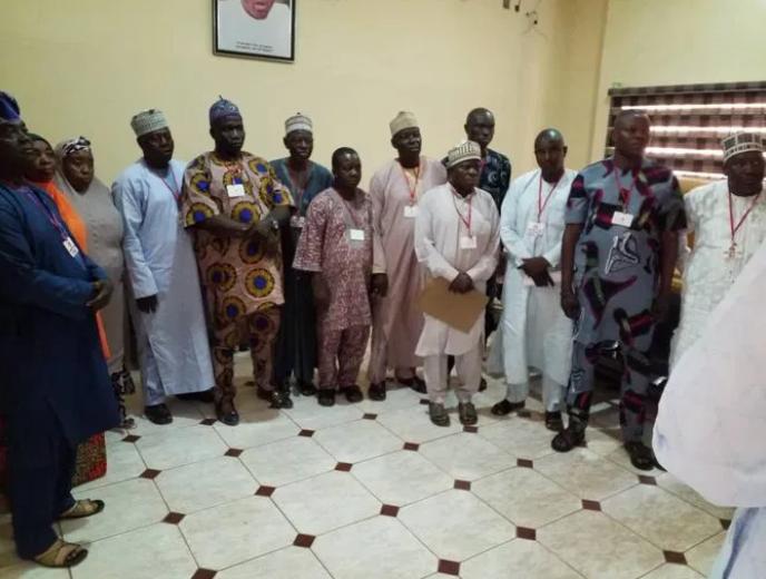 EFCC Arrests 16 Kwara State LG Chairmen Over N4bn Fraud (Photo) 6