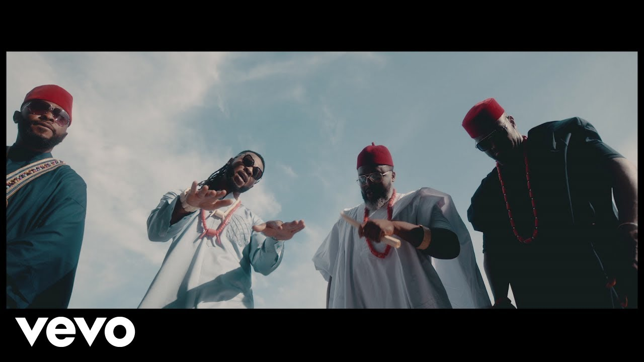 VIDEO: Larry Gaaga Ft Flavour – Tene
