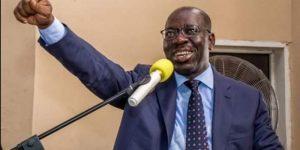"""""""No One Made Me Governor, I Became Governor By God's Grace"""" – Governor Obaseki"""