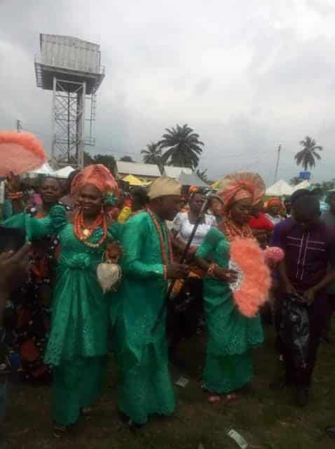 Delta Man Weds Two Women On The Same Day