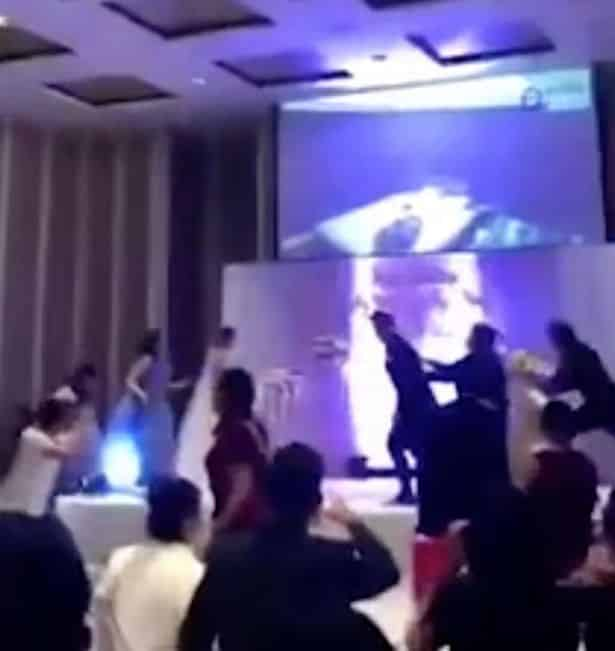 Groom Plays Video Of Cheating Bride Making Love With Her Brother-In-Law On Wedding Day (Video)