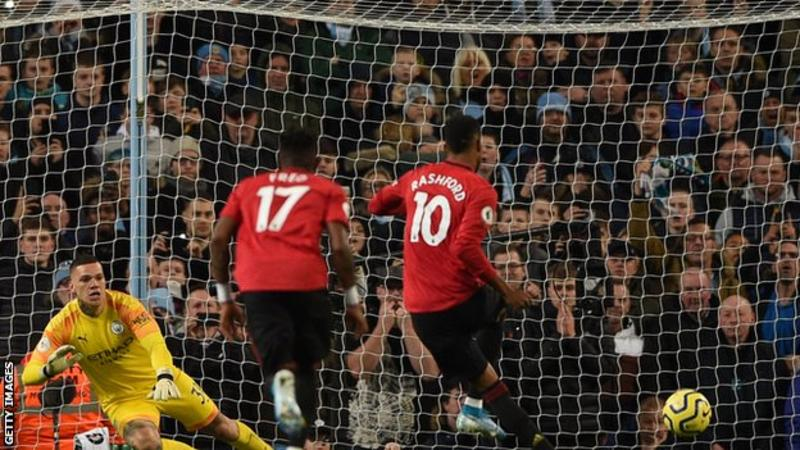 Manchester City 1–2 Manchester United Premier League Highlight Mp4 Download