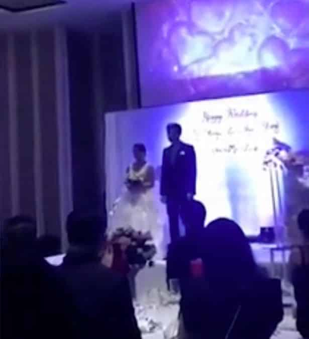 Groom Plays Video Of Cheating Bride Making Love To Her Brother-In-Law On Wedding Day (Video) 3