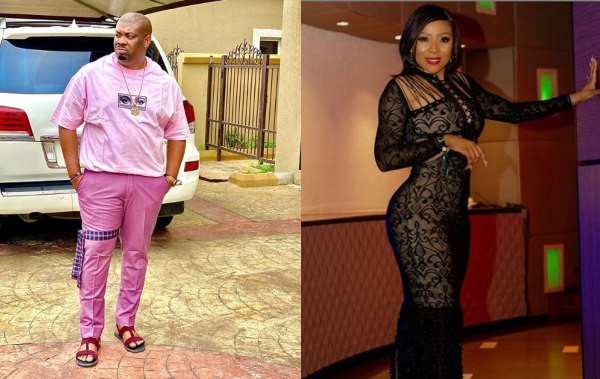 Don't Belittle Women - Don Jazzy Tells Actress Uyanda Mbuli For Asking Him To Get A Wife To Iron His Clothes
