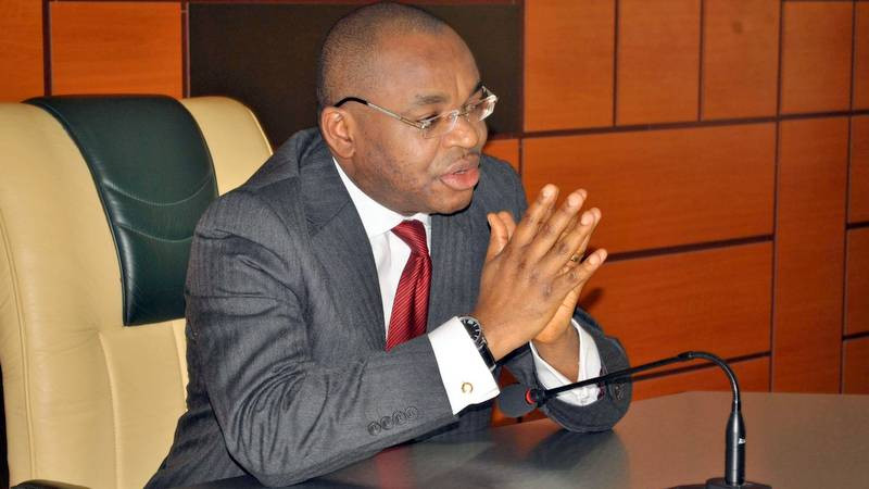 Governor Emmanuel Udom's Father Is DeadSwipe left or right to delete
