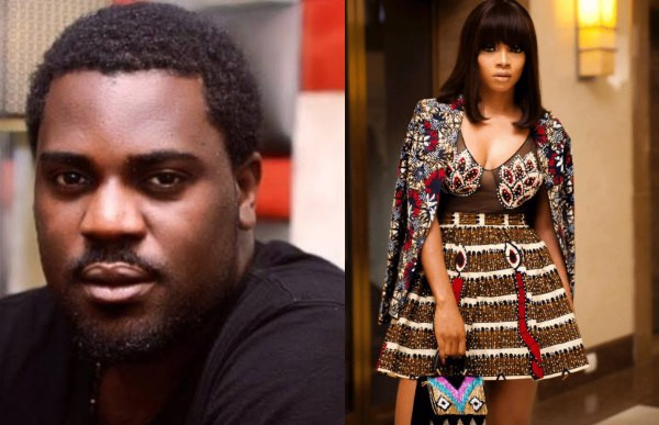 Actor, Yomi Black Dares Toke Makinwa To Show How She Affords Her Lifestyle