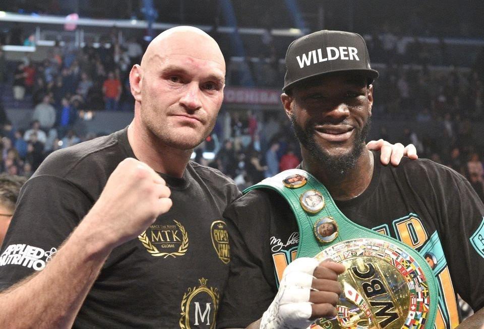 I Will Beat Deontay Wilder And Tyson Fury — Anthony Joshua