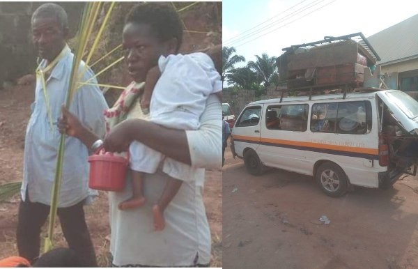 Anambra Man Banished For Impregnating Daughter Twice (Photos)