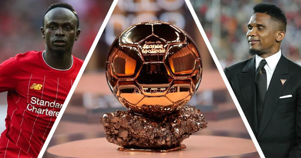 Samuel Eto'o Blames Africans For Letting Saido Mane Lose Ballon D'or To Leo Messi