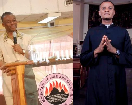 Catholic Priest Replies MFM General Overseer Who Said 'Christmas' Is Not In The Bible