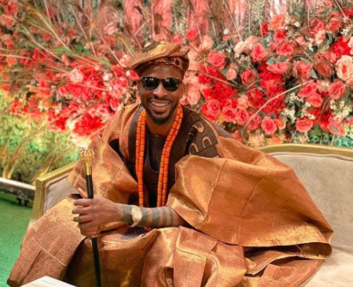 See Photos From 9ice And Sunkanmi's Court And Traditional Wedding 20