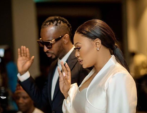 See Photos From 9ice And Sunkanmi's Court And Traditional Wedding 15
