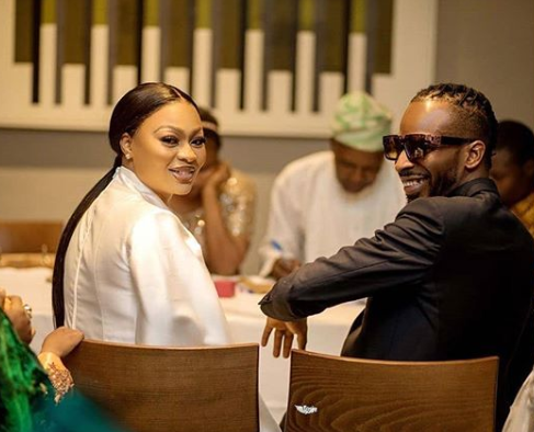 See Photos From 9ice And Sunkanmi's Court And Traditional Wedding 18
