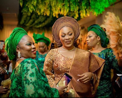 See Photos From 9ice And Sunkanmi's Court And Traditional Wedding 17