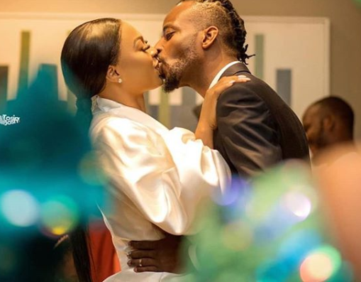 See Photos From 9ice And Sunkanmi's Court And Traditional Wedding 21