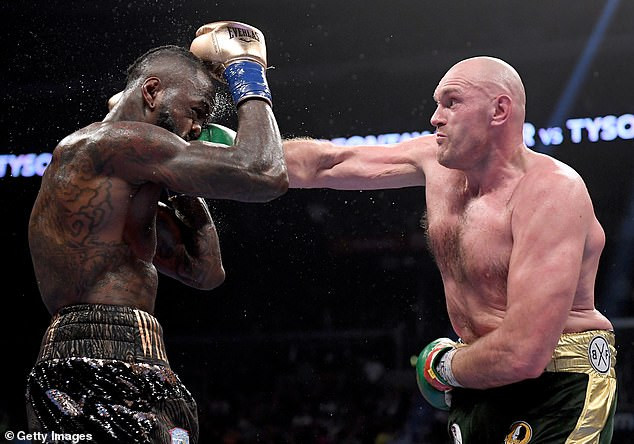 Deontay Wilder And Tyson Fury's Rematch To Hold On February 22 In Las Vegas