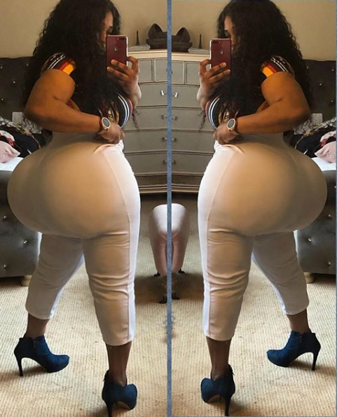 Lady Whose Backside Caused Commotion At Airport Has Been Identified (See Photos) 16