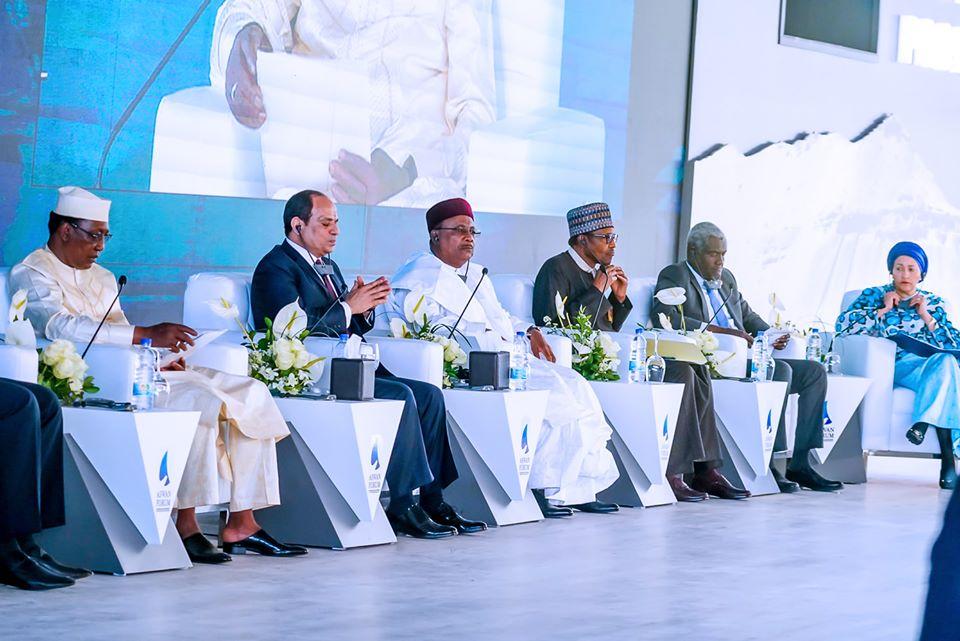 Africans Can Visit Nigeria Without Visa — President Buhari