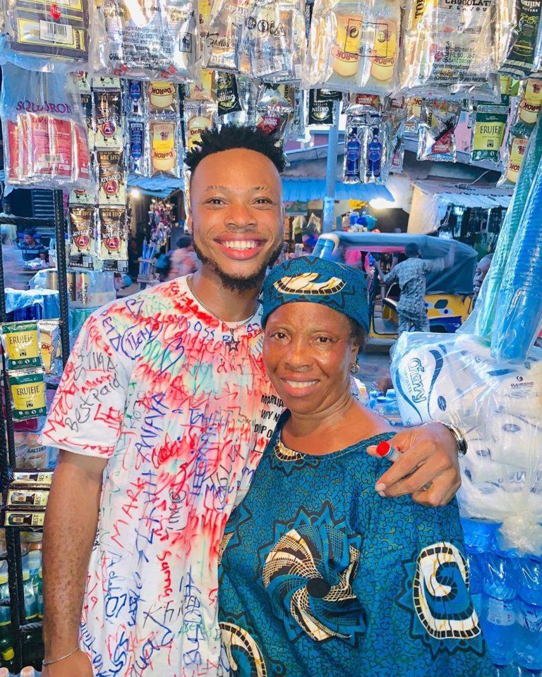 Poco Lee Graduates From Lagos State University, Celebrates With His Mum (Photos) 3