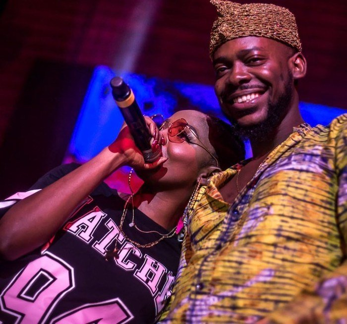 """Stop Ignoring Me In This Relationship"" – Simi Tells Adekunle Gold"