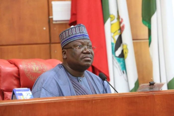 People Saying Corruption Thrives Under This Government Are Being Petty – Lawan