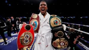 """I Will Knockout Deontay Wilder Before The 7th Round"" – Anthony Joshua"