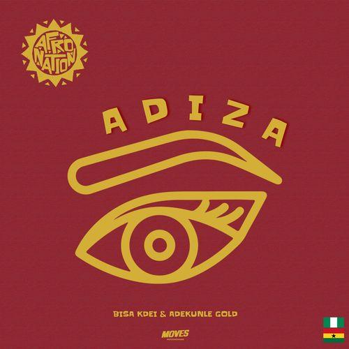 Bisa Kdei Ft Adekunle Gold — Adiza