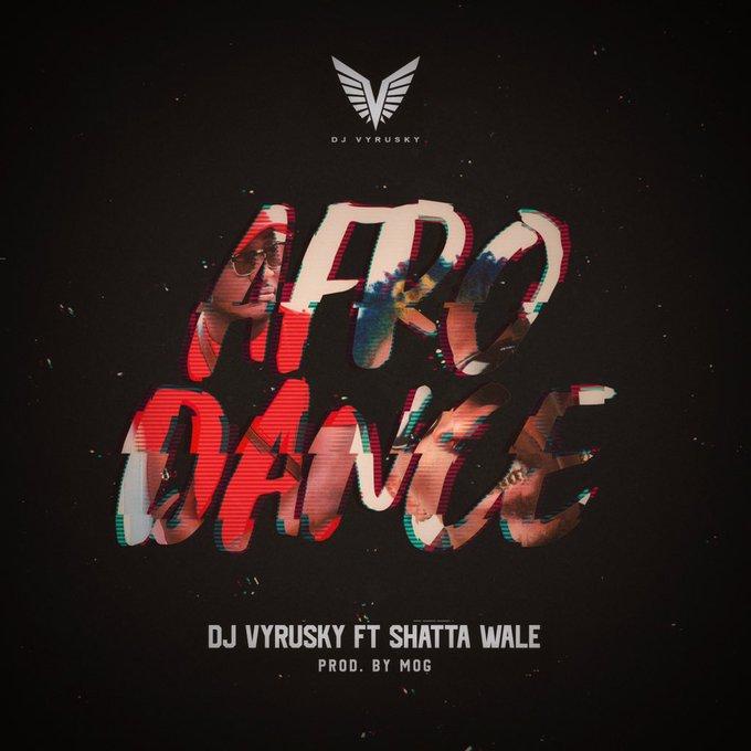 DJ Vyrusky ft. Shatta Wale – Afro Dance MP3