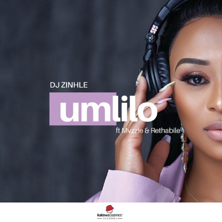 DJ Zinhle Umlilo Ft. Muzzle, Rethabile Mp3 Download