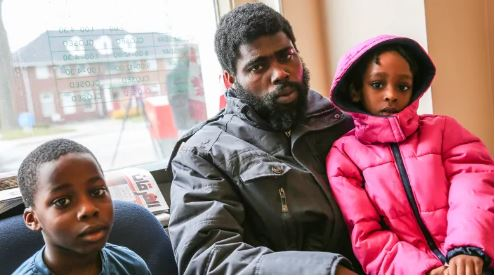 Nigerian Family Deported By Canadian Government