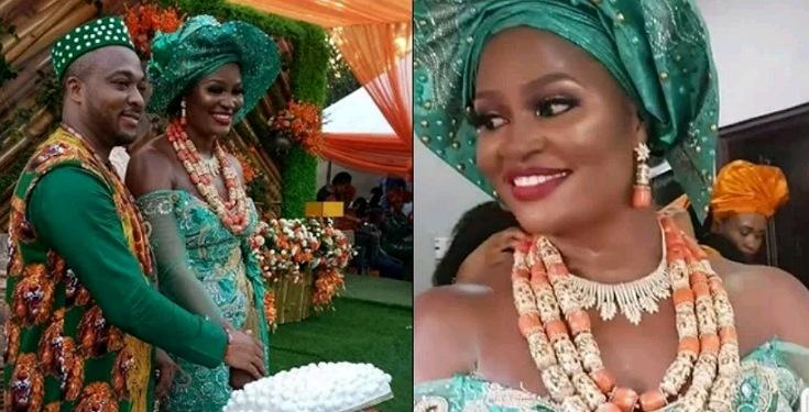 Photos From Chizzy Alichi's Traditional Wedding In Enugu