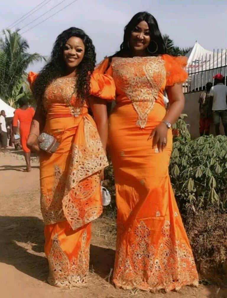 Photos From Chizzy Alichi's Traditional Wedding In Enugu 12
