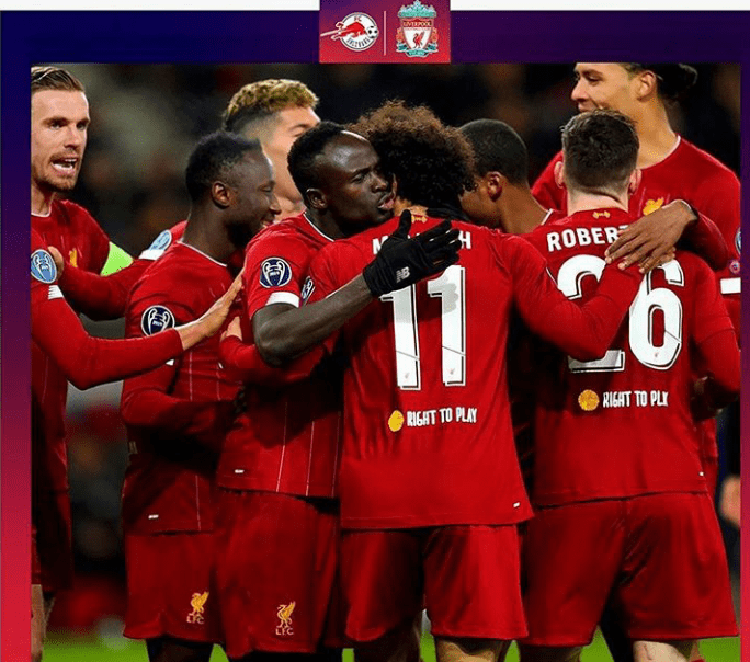 Salzburg 0 – 2 Liverpool Champions League Highlight Download