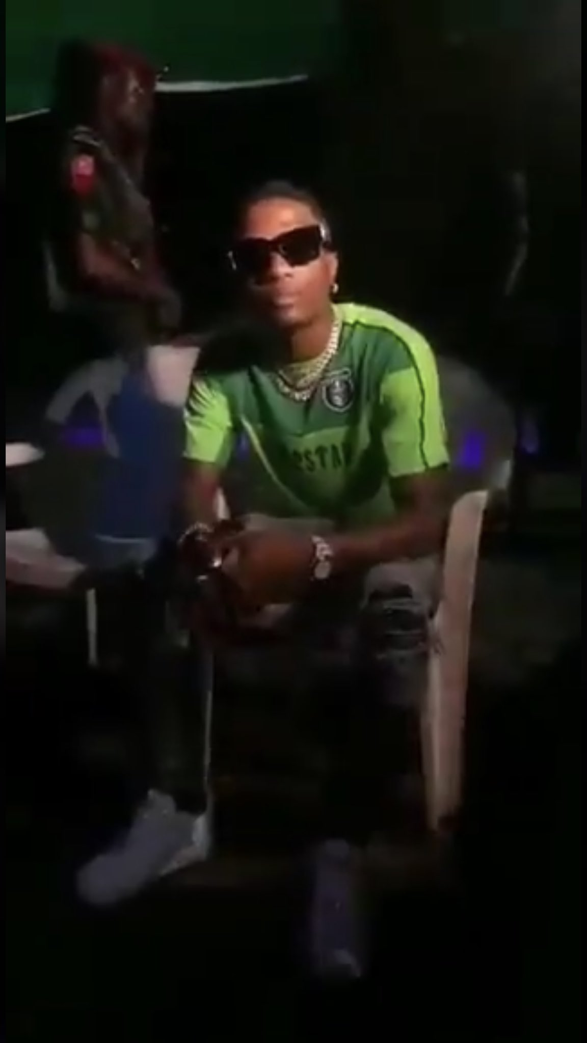 Wizkid Treated Like An Upcoming Artiste At Ilorin Concert (Photos/Video)