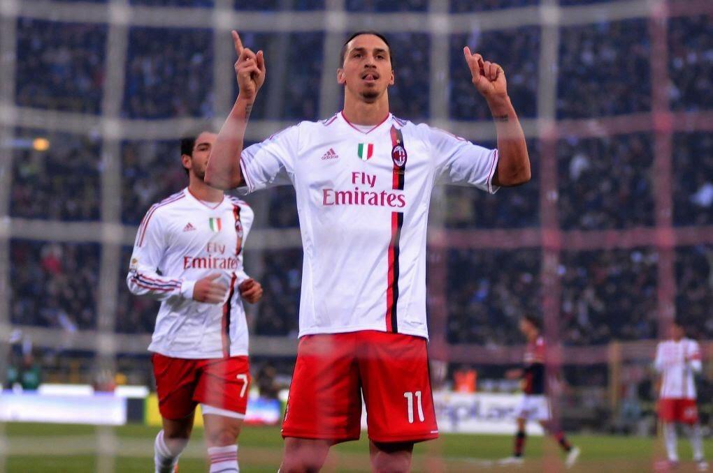 Zlatan Ibrahimovic Re-Signs For AC Milan