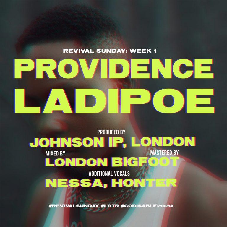 LadiPoe Providence Mp3 Download