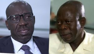 Oshiomhole Rejects Christmas Gifts From Governor Obaseki
