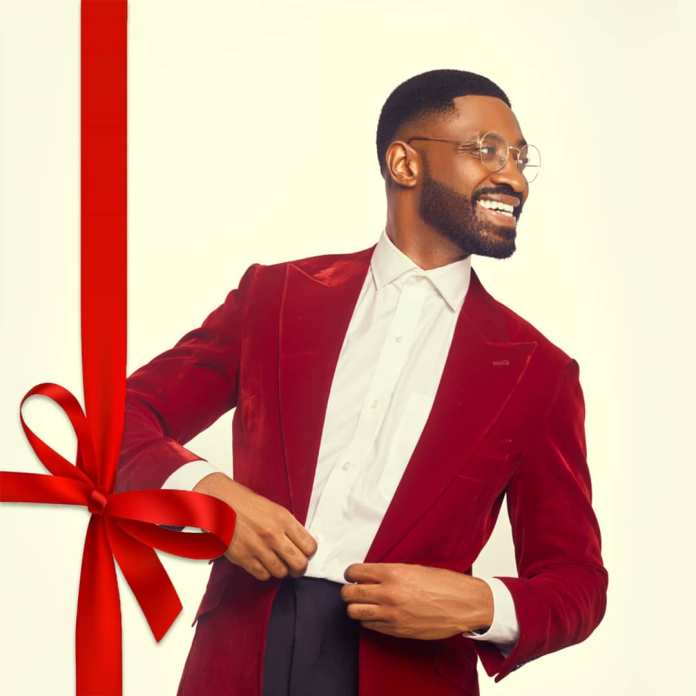 Ric Hassani All I Want For Christmas Is You Mp3 Download Audio