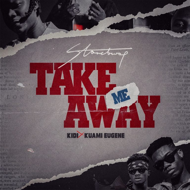 Stonebwoy Ft. Kuami Eugene – Take Me Away