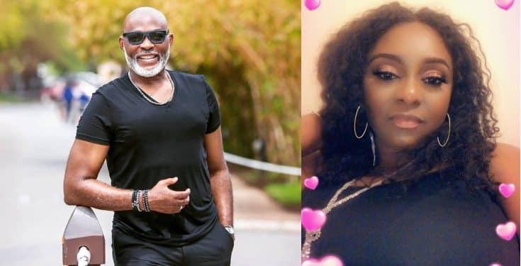 Victoria Inyama Accused Of Sleeping With Richard Mofe-Damijo; She Reacts 7