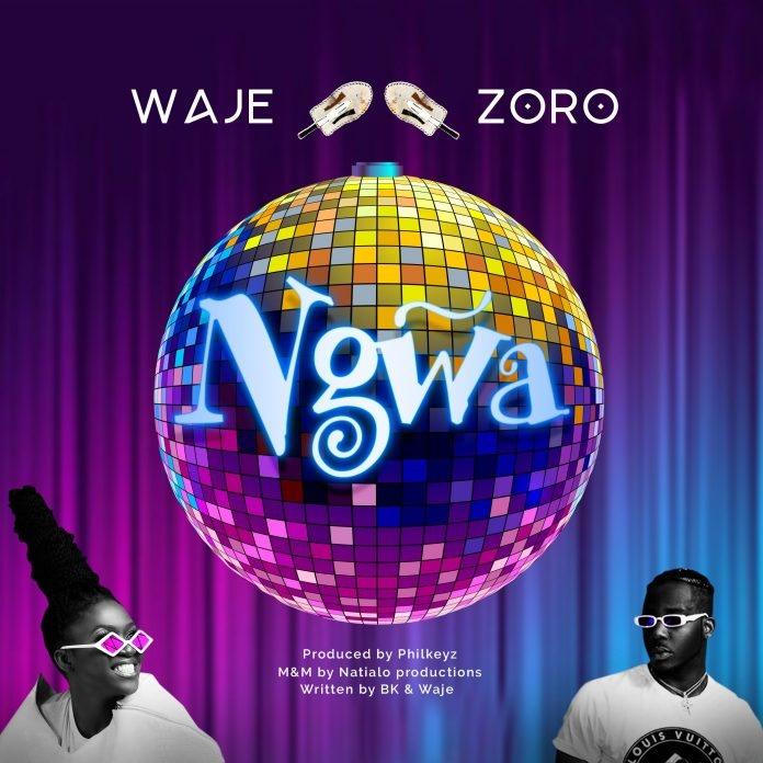 Waje Ft. Zoro Ngwa Mp3 Download