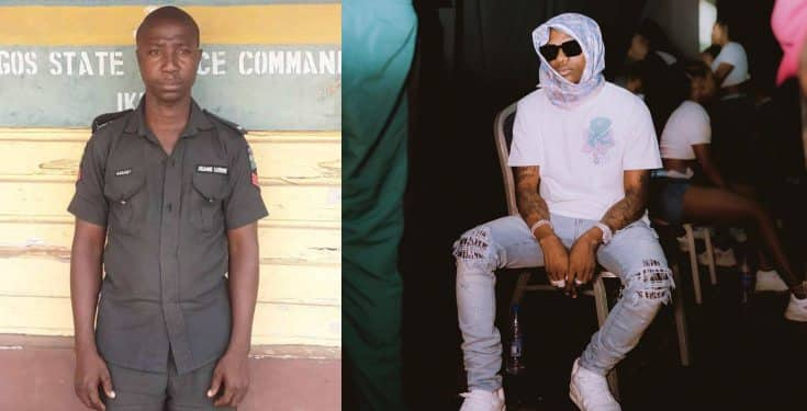 Wizkid Reacts After Policeman Killed His Fan