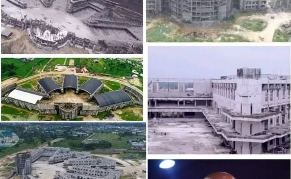 Pastor David Ibiyeomie Reveals Date For The Launch Of The World's Biggest Church Auditorium