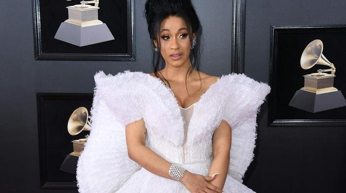 I Want To Be A Politician — Cardi B