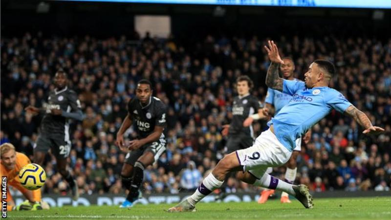 VIDEO: Manchester City 3 – 1 Leicester City — Premier League Highlight