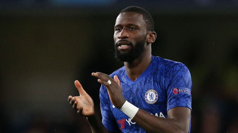Antonio Rudiger Issues Public Speech On Alleged Racist Abuse He Suffered At Tottenham
