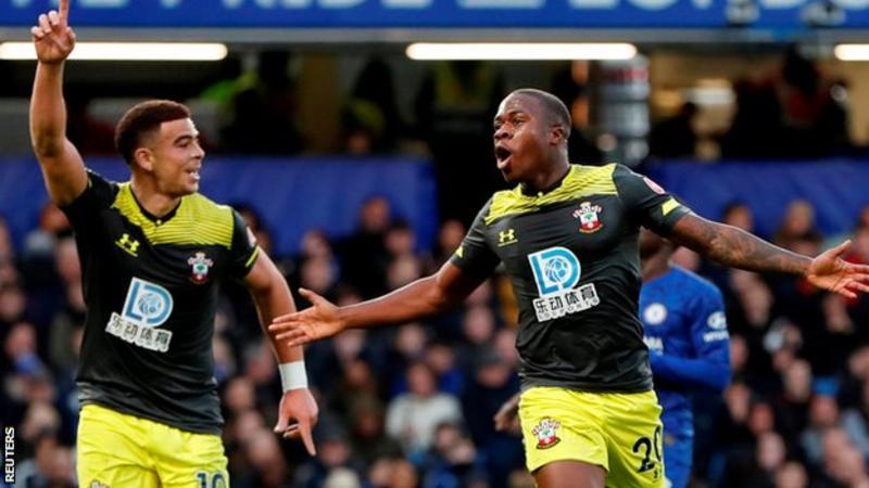 Chelsea 0 – 2 Southampton Premier League Highlight EPL Mp4