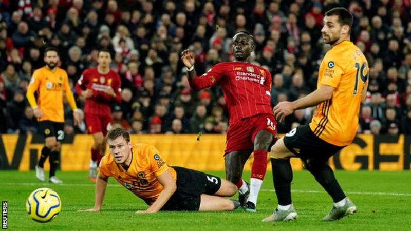 Liverpool 1 – 0 Wolves EPL Highlight Mp4 Download
