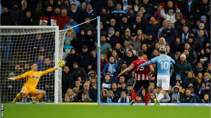 Man City 2 – 0 Sheffield