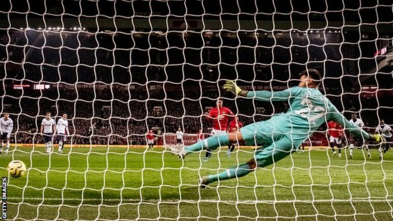 VIDEO: Manchester United 2 – 1 Tottenham — Premier League Highlight